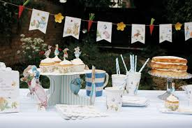 meri meri rabbit party planner rabbit party