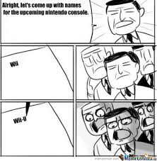 Wii U Meme - wii u by batfifty3 meme center