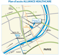 alliance siege social le siège social alliancehealthcarefrance