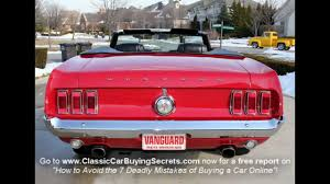 1969 ford mustang convertible sale 1969 ford mustang convertible car for sale in mi