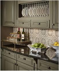 Mediterranean Kitchen Cabinets Kitchen White Kitchen Cabinets With Green Walls Mediterranean