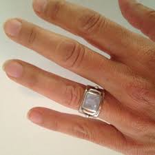 wedding ring for i missed my wedding ring after divorce so i replaced it with this