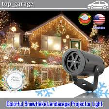 Landscape Laser Light Indoor Snowflake Led Landscape Laser Light Projector