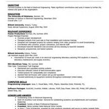 Resume For Abroad Sample by Resume Study Abroad Resume For Your Job Application