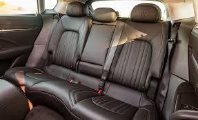 maserati 2017 interior 2017 maserati levante s q4 interior seats rear gallery photo 12