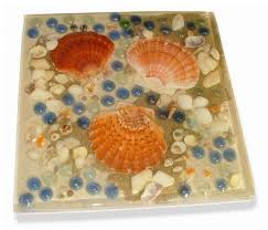 epoxy table top resin seashell or pebble table top epoxy resin coatings casting mold