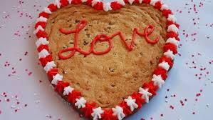 heart shaped crackers where can you get a heart shaped cookie cake for s day