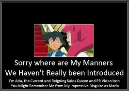 Ash Meme - ash aria meet meme by 42dannybob on deviantart