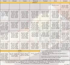 Grapefruit League Map Cactus League Schedule 2012 Png