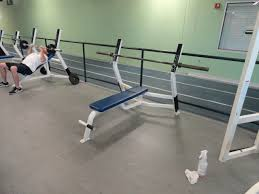 Olympic Bench Press Equipment Midwest Used Fitness Equipment Cybex Olympic Bench Press 5362
