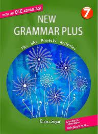 new grammar plus 7 amazon in francis m peter books