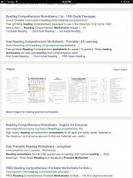 reading comprehension worksheets for 2nd grade semnext