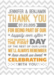print poster style free printable wedding thank you card