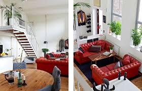 Beautiful Apartment Scandinavian Design Beautiful Apartment With Mezzanine In
