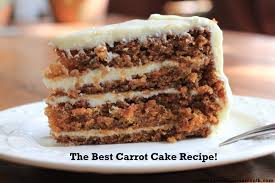 recipe the best carrot cake i u0027ve ever made one hundred dollars