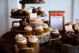 rustic wedding cupcakes city cupcakes manchester nh rustic wedding guide