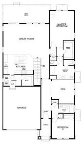 floor plan for new homes greenland modeled new home floor plan in trailside patio homes