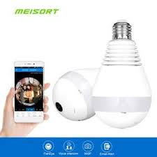 wifi camera light bulb socket bulb socket wifi camera security camera pinterest bulbs
