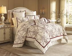 10 Pc Comforter Set Amazon Com Michael Amini Hidden Glen 10 Piece Comforter King