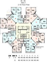 Garden Floor Plan Floor Plan Of Whampoa Garden Gohome Com Hk