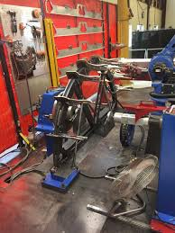 robotic steel welding u2014 lean machine metal fabrication inc