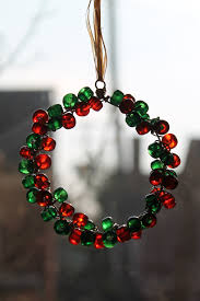 wire wrapped wreath ornament tutorial emerging creatively
