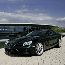 green mercedes benz mercedes benz slr review and photos