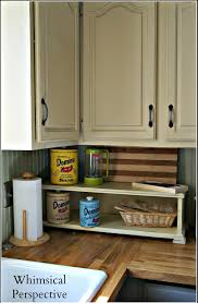 whimsical perspective my chalk paint kitchen cabinets the update