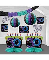 30th Birthday Party Supplies FREE delivery £50 UK orders
