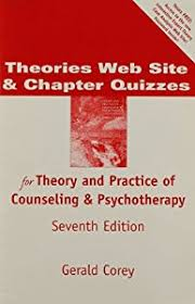 Corey Counselling Theory And Practice Theory And Practice Of Counselling And Book By Gerald Corey