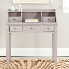 Pottery Barn Secretary Desk by Stakmore Expanding Desk With Ottoman Hayneedle