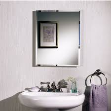 Recessed Medicine Cabinet Mirror H Recessed Medicine Cabinet In Lighted Medicine Cabinets With Top Lights Or Side Lights In A