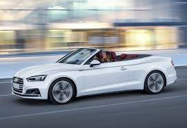 audi convertible audi u0027s new 2018 a5 cabriolet is predictably familiar