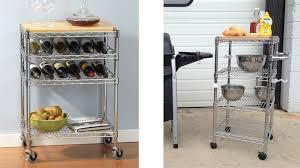 Kitchen Storage Shelving Unit - wire kitchen rack kitchen design