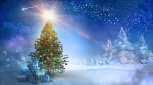 christmas tree hd wallpaper download