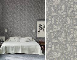 modele tapisserie chambre modele papier peint chambre affordable sypialnia z tapet w pasy
