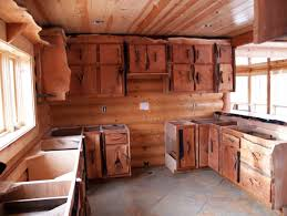 Rustic Kitchen Cabinets Kitchen Glamorous Rustic Cherry Kitchen Thomas Built Custom