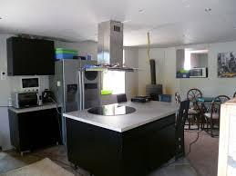 cuisine ouverte avec ilot central cuisine ouverte avec ilot table d images web site at galerie