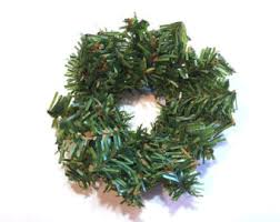 miniature wreath etsy