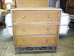 pier dresser mirrored bedroom furniture chest drawers wicker