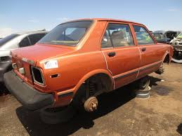 junkyard find 1982 toyota corolla tercel the truth about cars