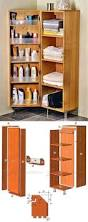 Bathroom Corner Furniture Best 25 Bathroom Corner Cabinet Ideas On Pinterest Small Corner