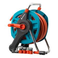 water hose reel wall mount water hose reel gardena hose reel cart zener diy online