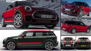 Mini Clubman Towing Capacity Mini John Cooper Works Clubman 2017 Pictures Information U0026 Specs
