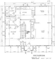 saltbox 1st floor plan o house plans chp at with garage particular