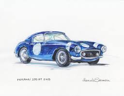 ferrari wall art 20 best classic car wall art wall art ideas