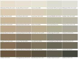 sherwin williams sw6140 moderate white sw6141 softer tan sw6142