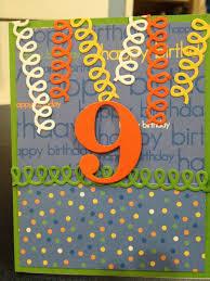 birthday card for 9 year old boy alanarasbach com