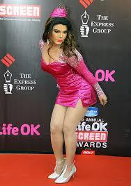 Rakhi Sawant Ki Nangi Photo - rakhi sawant s 10 most outrageous looks rediff com movies