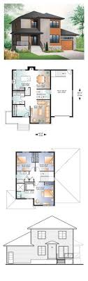 small modern floor plans small modern house plan and elevation 1500sft plan 552 2 small